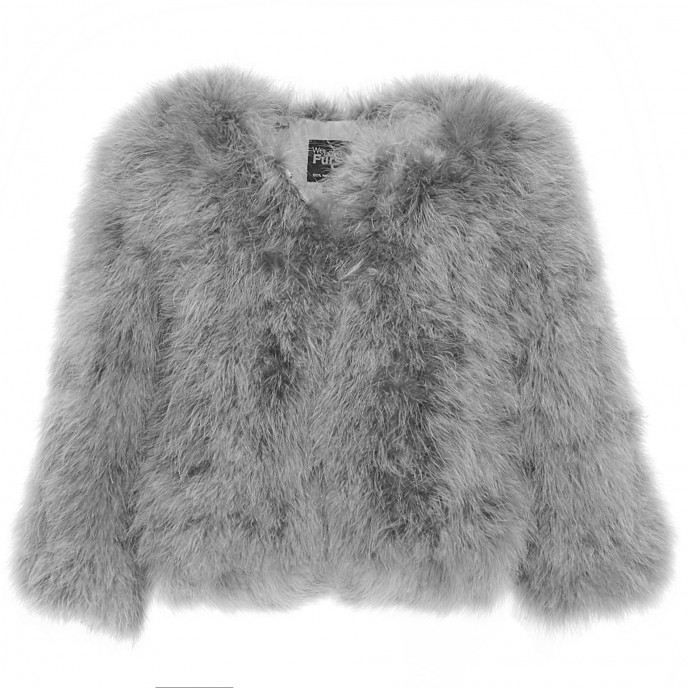 Womans Fur Jacket