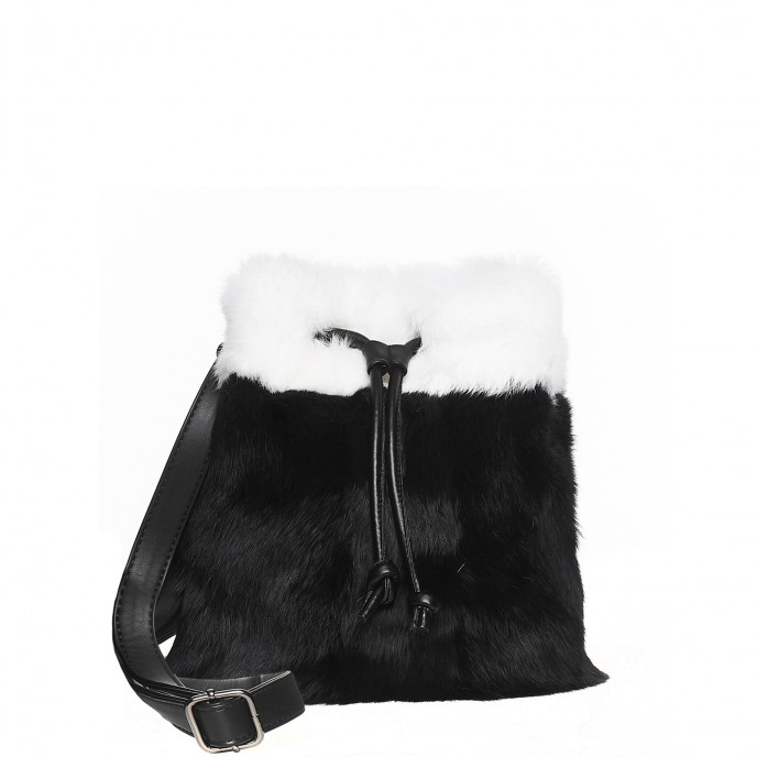 Fur bag real fur