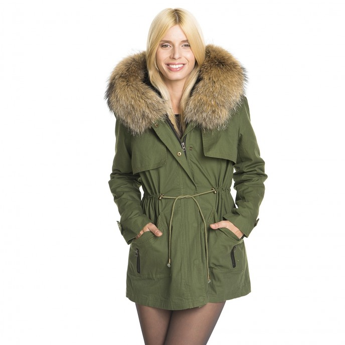 Mini Parka WeLoveFurs