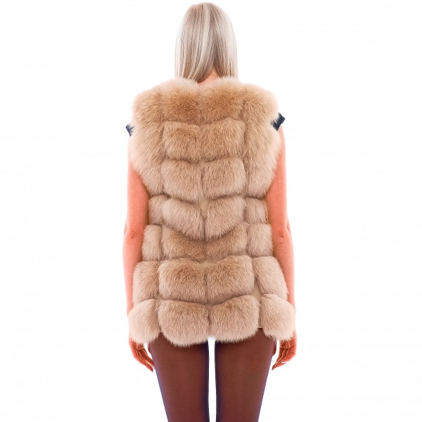 Furjacket brown