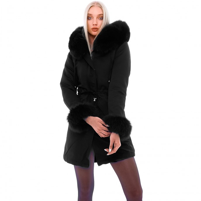 Black Wintercoat