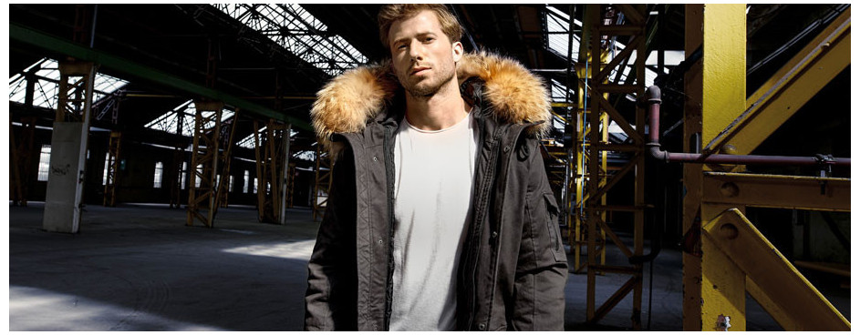 Mens Real Fur Parka | WeLoveFurs